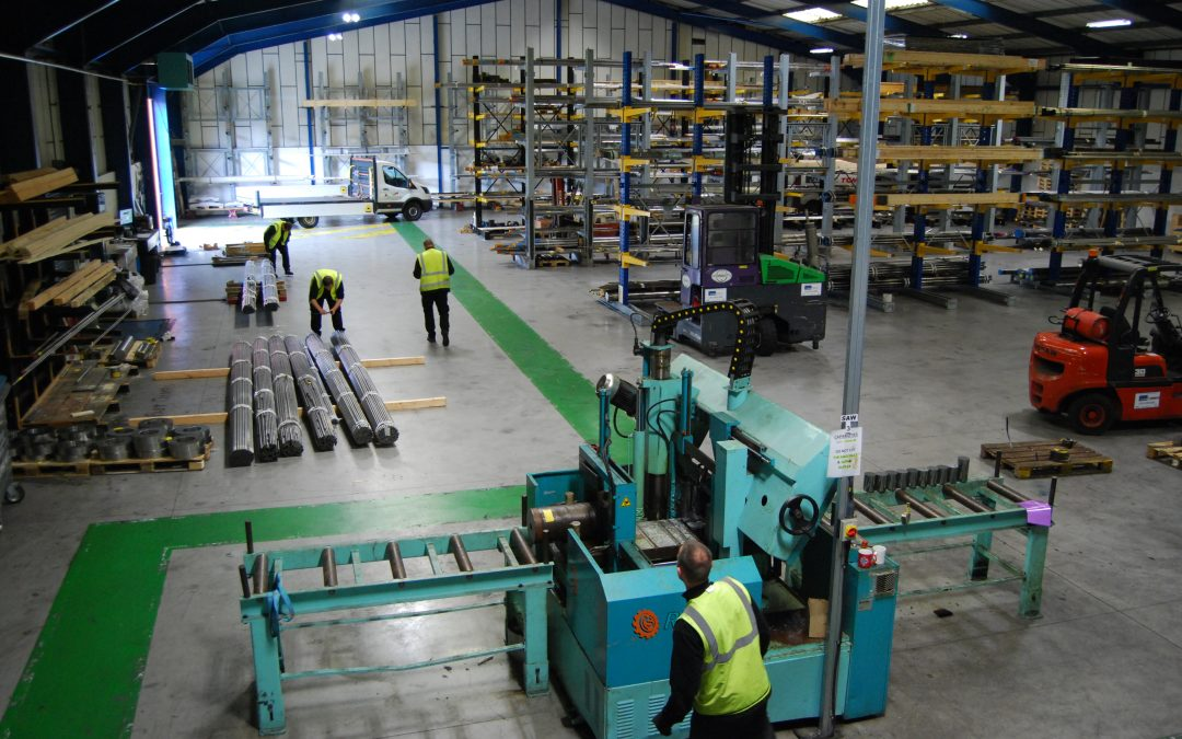 Custom Stockholding and Consigning Arrangements - Broder Metals Group