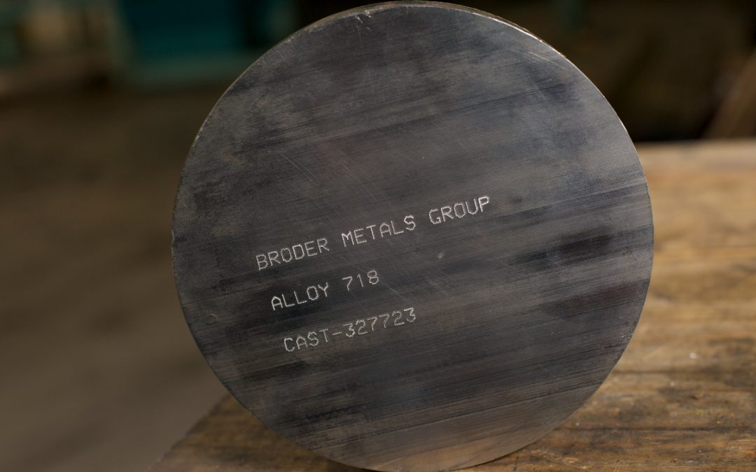 Alloy 718 – What Is It? Alloy 718 To AMS5662