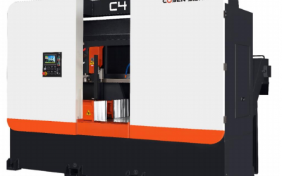 Broder Metals Group News: New Bandsaw Promises Increased Options When Cutting Bar