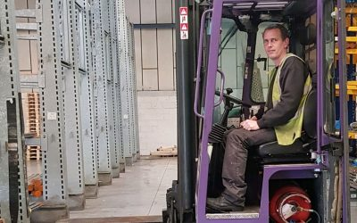 Meet The Broder Metals Group Team #1 – Andy, Warehouse Operative
